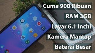 900 ribuan RAM 3GB Layar 6.1 inchi Super Keren | Unboxing & Review