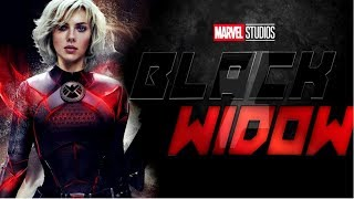 Marvel's Black Widow - The First Rated-R Marvel Movie | Scarlett Johansson