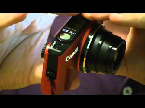 Canon PowerShot SX280 Unboxing and Video - Zoom test Review (HD)