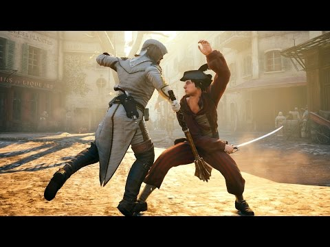 Assassin's Creed Unity Rampage with Master Arno
