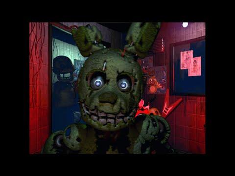 Five Nights At Freddy's 3 TRAILER - BREAKDOWN FOLLOWUP! [FOXY'S HEAD /...