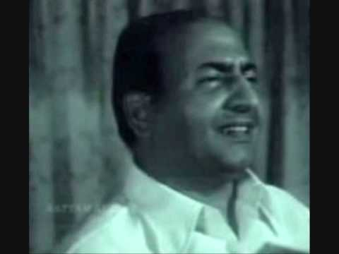 Mohammed Rafi: Ghar Se Dola (very Rare Live Version) video
