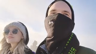 My secret mission to stop Tseries... (Iceland Vlog)