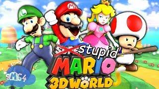 SMG4: Stupid Mario 3D World