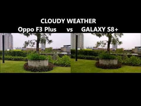 Samsung Galaxy S8 Vs Oppo F3 Plus Camera
