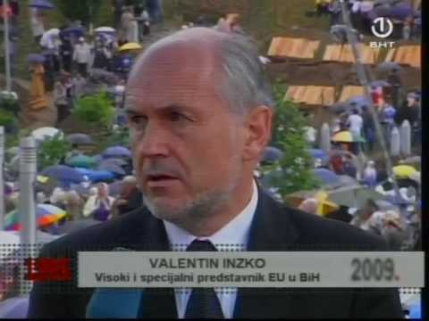 Srebrenica Genocide Massacre 4/17 English and Bosnian Language 4/17