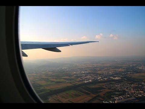 JAL Japan Airlines 777-300ER JA736J Frankfurt - Tokyo Narita (Full Flight) JL408 [1080p]
