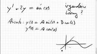 Differentialgleichung rechner