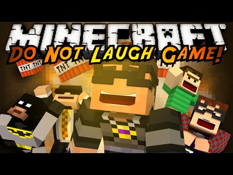 Minecraft Mini-Game : DO NOT LAUGH 16!