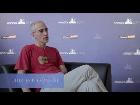 Annecy 2014 - Luiz Bolognesi - Buriti Filmes