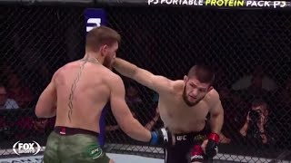 Conor McGregor vs Khabib Nurmagomedov (UFC 229) - Highlights