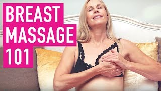My Breast Massage Technique! : For Lusciously Sensual Breasts