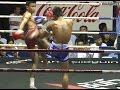 Muay Thai Fight - Jompichit vs Kongdanai, Rajadamnern Stadium Bangkok - 10th June 2015