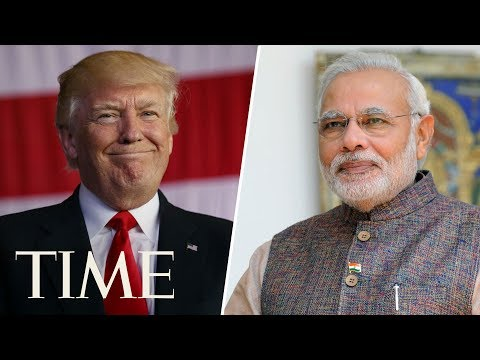 President Trump And Indian Prime Minster Modi Give Joint Speech On Efforts To Fight Terrorism | TIME