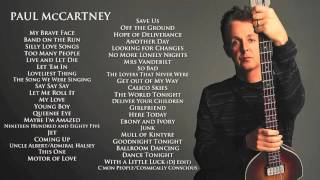 Paul McCartney The Best Of Paul McCartney 43 Great Songs 1970 2013 VideoMp4Mp3.Com