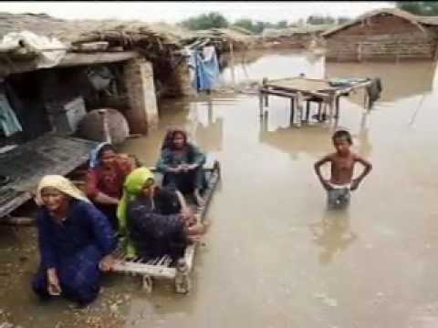 AUTHO MADAD KARIO ACHO MADAD KARYO BY AHMED MUGHAL.FLOOD IN...