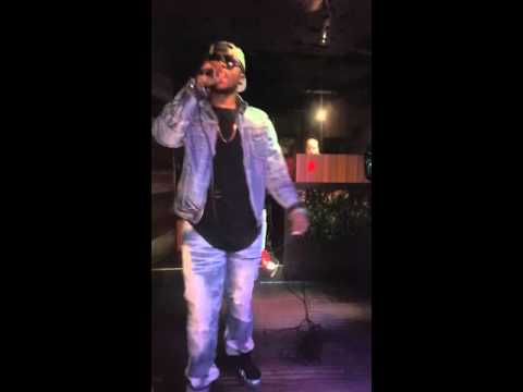 Nobze and Yung IB  performance at Cafe Asia