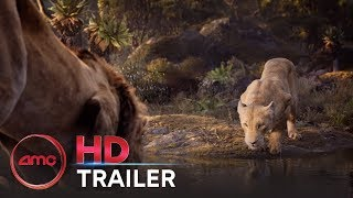 THE LION KING - Official Trailer #2 ( Seth Rogen, Donald Glover)   AMC Theatres (2019)
