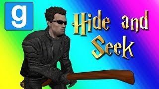 Gmod Hide and Seek - Harry Potter Edition! (Garry's Mod Funny Moments)