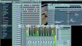 試運転!FL Studio speech synthesizer