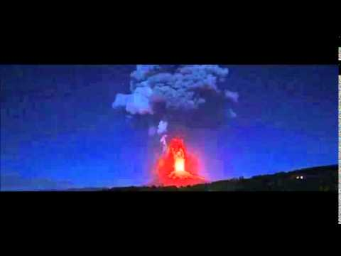 1 min Headlines Volcani Villarrica in southern Chile erupts Flooding in northern Spain