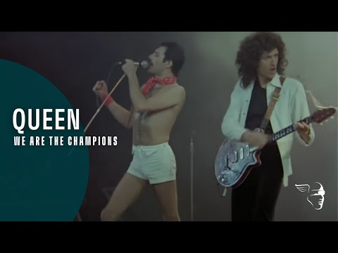 Queen - We Are The Champions Music Videos