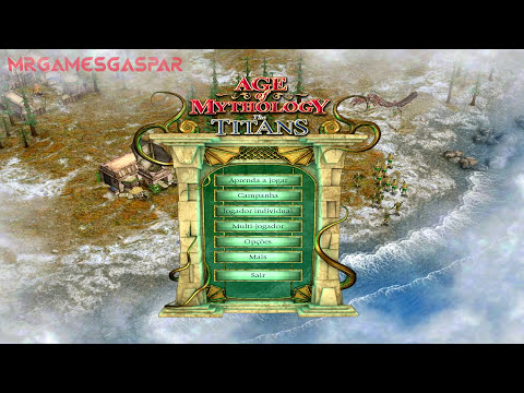 Tutorial de como jogar Age Of Mythology Online (HAMACHI)
