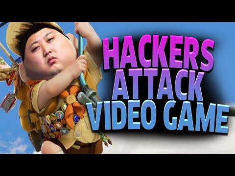 HACKERS ATTACK VIDEO GAME STARRING KIM JONG UN