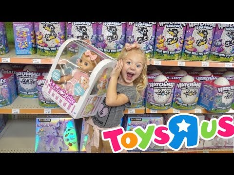 Download Lagu HUGE TOYS R US HAUL!!! (HATCHIMALS, BABY ALIVES, AND SO MUCH MORE) MP3 Free