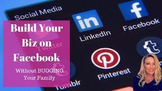 Facebook 101//Using Facebook to grow your Biz (2018)