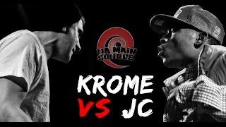 DMS Battle Ring 22: JC VS Krome (Official Battle)