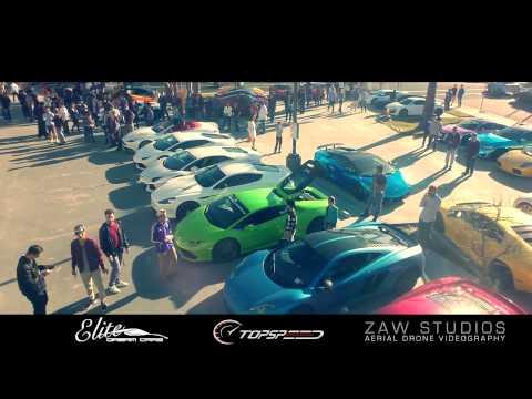 Elite Dream Cars Top Speed Motors Promo By ZAW STUDIOS