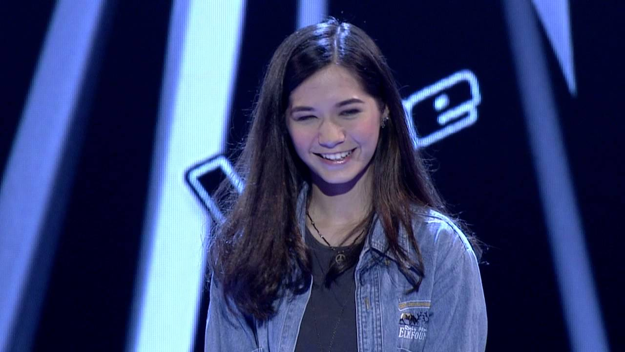 V Is For Violet The Voice Thailand - �...