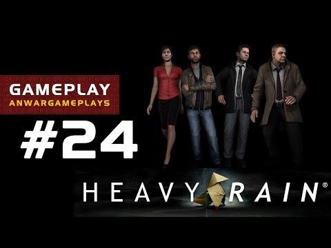 Heavy Rain - ¡No me mates tio... tengo hijos! | Olvidalo, no estoy en venta (Parte 24)