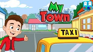 My Town Got New Update - My Town just got a new TAXI service