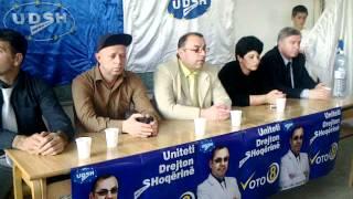 Mejdi Zeqiri UDSH ne Turi www Bujanoci net