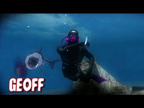 Let's Play - Shark Attack