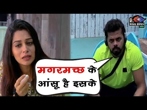 Bigg Boss 12: Dipika Shocked Sreesanth By Her Decision Of Eliminating Him From House | BB 12