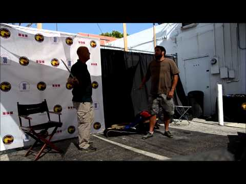 Filipino Martial Arts @ Martial Arts History Museum. May 12, 2012 pt. 1 Image 1