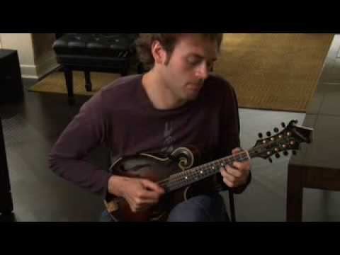 Chris Thile, E Major Prelude - BACH&friends - Michael Lawrence Films