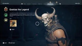 Assassins creed Odyssey killing a level 50 mercenary at level 24