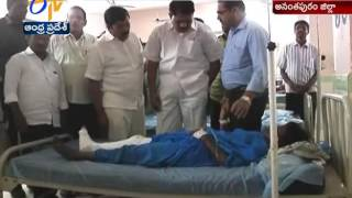 Death Toll Rises 5 in Anantapur Road Accident