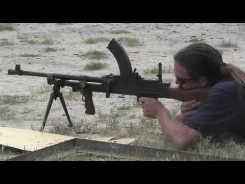 2-Gun Match: Chinese 7.62x39mm Bren