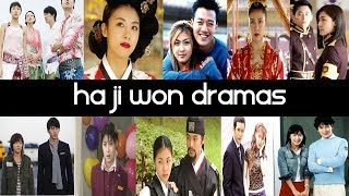 Top 10 Best Ha Ji Won Korean Dramas 하지원 | Top 5 Fridays