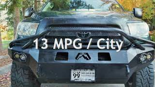 2007 Toyota Tundra SR5 4X4 4dr Double Cab LIFTED Bumper Winch 35S for sale in Milwaukie, OR