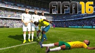 FIFA 16 FAIL Compilation (Demo)