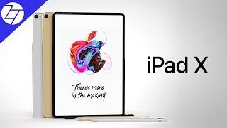 Apple iPad X Event - ANNOUNCED!