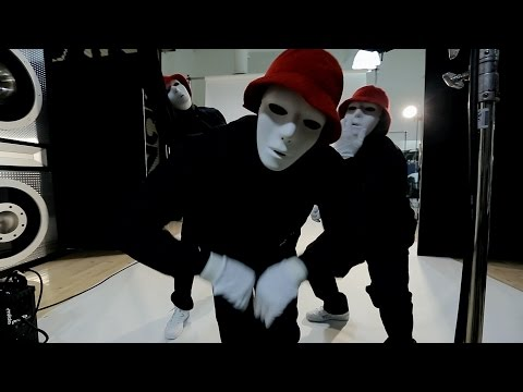 Jabbawockeez - Simple Session 7 26 14 video