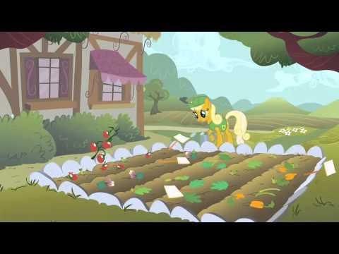My Little Pony:fim Season1 Episode10 swarm Of The Century 1080p Hd video