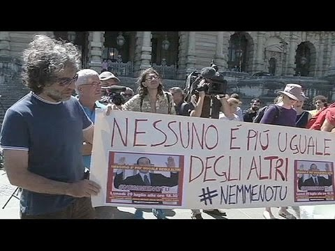 Berlusconi appeal ruling may not come 'till Wednesday or Thursday'